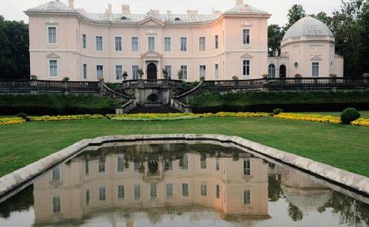 Фото музей янтаря в Литве