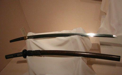Музей японских мечей фотография
