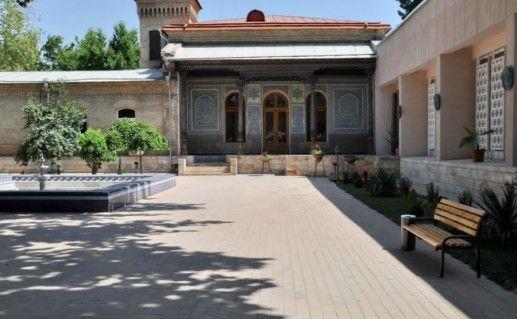 Музей прикладного искусства Узбекистана фото