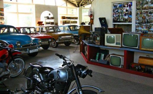 Музей ретротехники фото