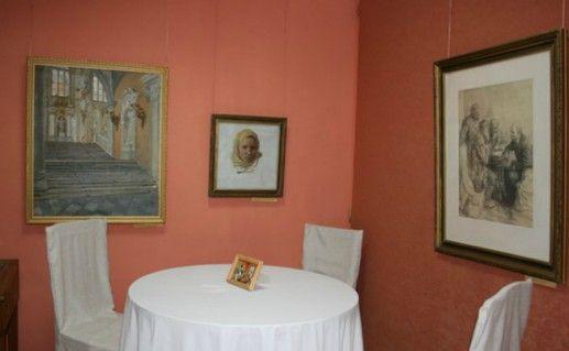 Музей В.Серова в Эммаусе фотография