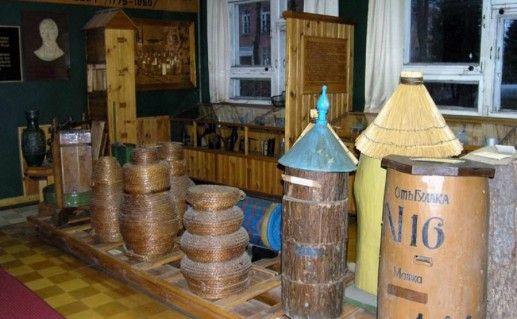 Фотография музей-выставка пчелoводства в Рязанской области