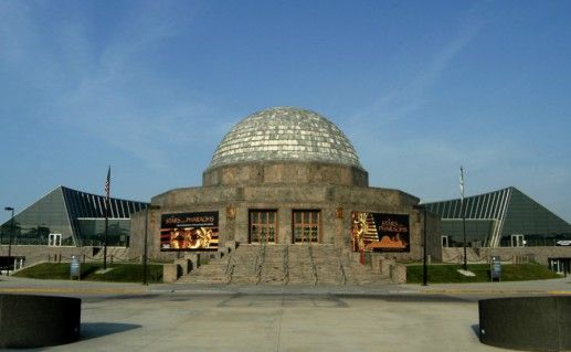 Музейный кампус Чикаго фото