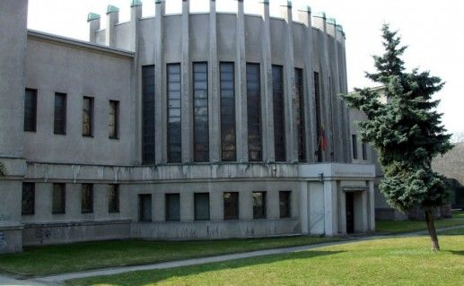 Национальный музей искусств М. К. Чюрлениса  Каунас фотография