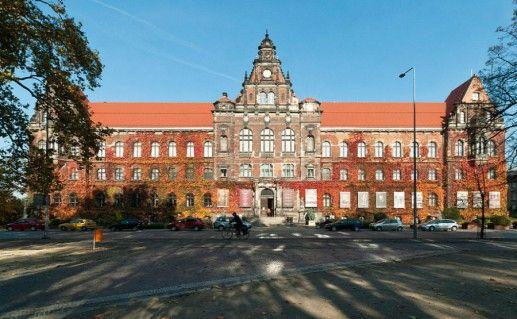 Фото Национальный музей во Вроцлаве