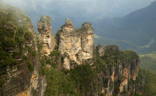 Национальный парк «Гoлубые горы» фото