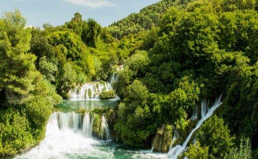 Национальный парк Крка фотография