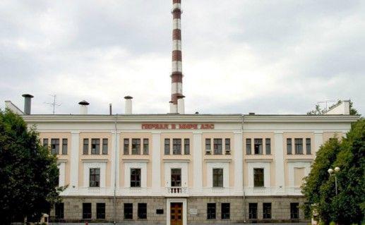 Фото Обнинская АЭС в  Калужской области
