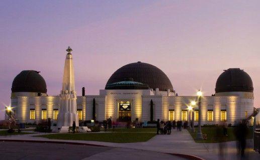 Обсерватория Гриффита фотография