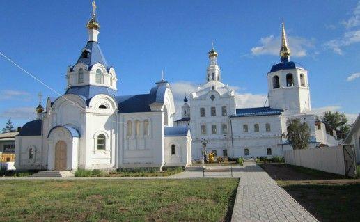 Фотография Одигитриевский собор в Улан-Удэ