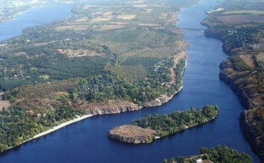 Остров Хортица Запорожье фото