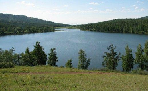 Озеро Буланкуль Хакасия фото