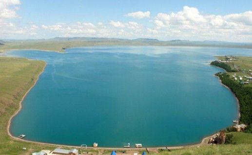 Фото Озеро Беле Хакасия