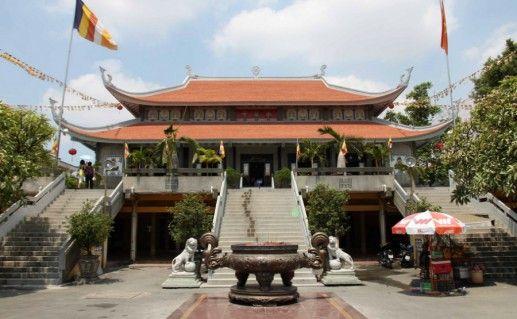 Фото Пагода Винь Нгьем