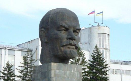 Фото Памятник Ленину в Улан-Удэ