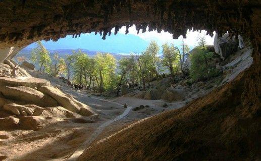 Фото пещера Милодона