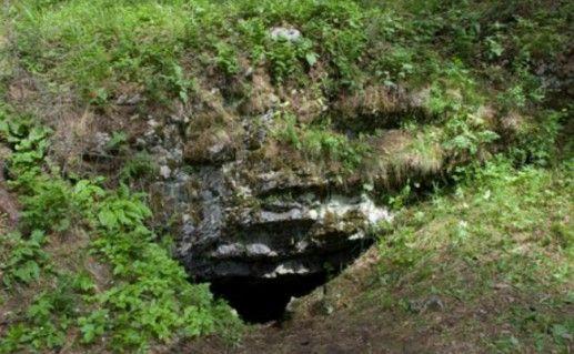 Пещера  Мрака в свердловской области фото