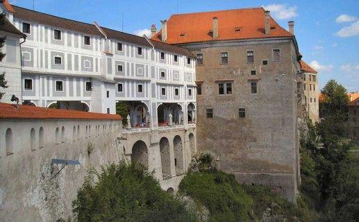 Плащевой (Замковый) мост фото