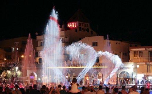 «Поющий фонтан» фотография