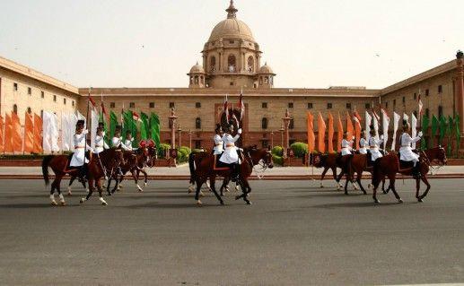 Фотография Президентский дворец (Раштрапати-Бхаван)