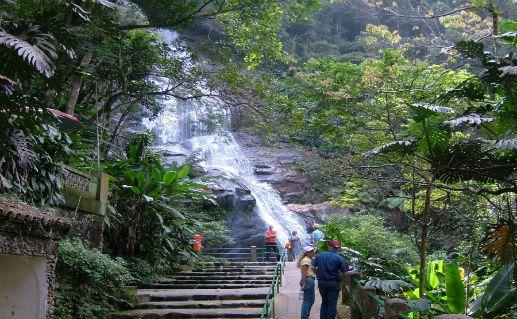 Фото Парк Тижука в Рио-де-Жанейро