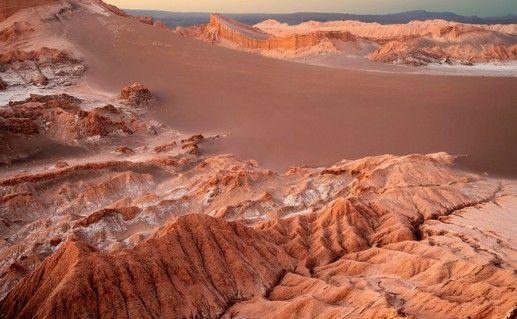 Фото пустыня Атакама