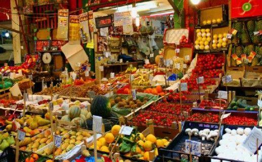 Фотография рынки Палермо