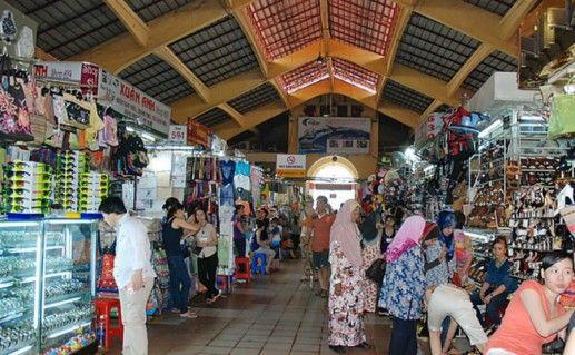 Фотография рынки и торговые центры Хошимина