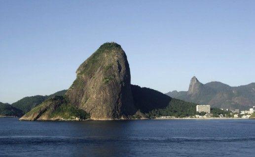 Сахарная голова в Рио-де-Жанейро  фотография