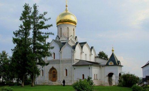 Саввино-Сторожевский монастырь фотография
