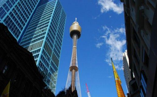 Фото Сиднейская башня