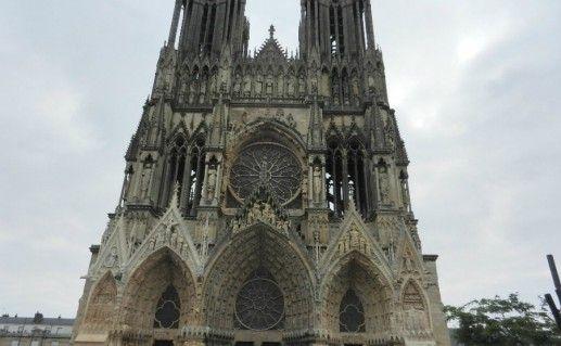 Собор Нотр-Дам в Страсбурге фото