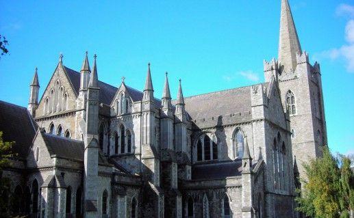 Собор Святого Патрика в Ирландии фотография