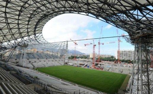 Фотография стадион «Велодром»