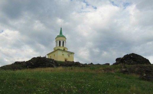 Фотография Сторожевая башня на Лисьей горе Нижний Тагил
