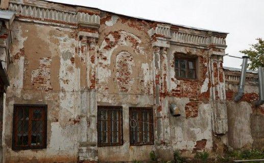 Фотография тюремный замок в Шуи