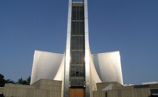Фотография Токийский Собор Пресвятой Девы Марии