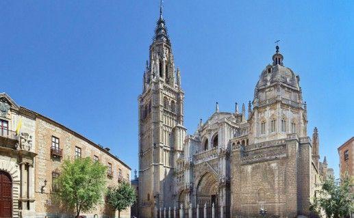 Толедский кафедральный собор Святой Марии фото