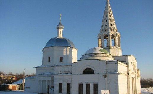 Троицкий собор в Серпухове фотография