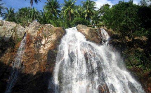 Водопады Самуи фото