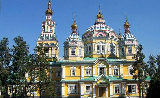 Фото Вознесенский кафедральный собор