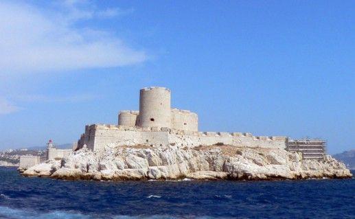 Замок Иф фотография