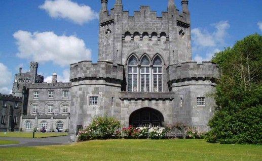 Замок Килкенни фото