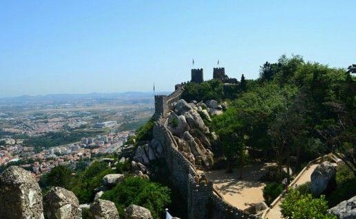 Фото Замок мавров (Каштелу-душ-моуруш)