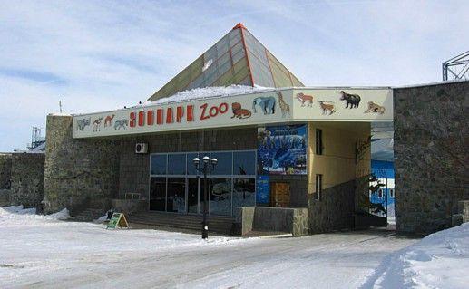 Челябинский зоопарк фотография