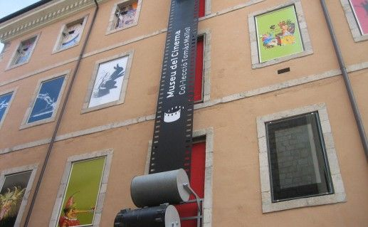 музей кино в Жироне фото