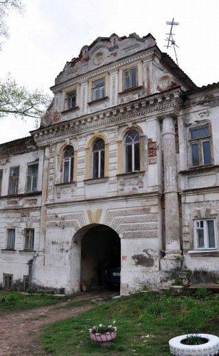 фото дома купцов Рыжковых в Калязине