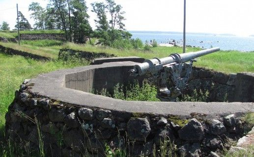 форт Елизавета в Котке фотография