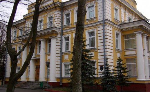 фотография Губернаторского дворца в Витебске