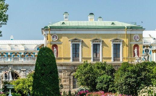 фотография Холодных бань в Царском селе Ленинградской области